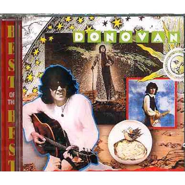 Donovan DEFINITIVE COLLECTION CD