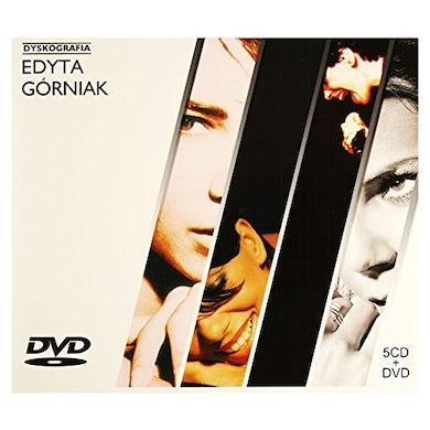 Edyta Gorniak DYSKOGRAFIA (5CD+DVD) CD