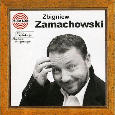 Zbigniew Zamachowski ZLOTA KOLEKCJA - PORTRETY CD
