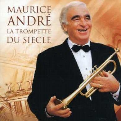 Maurice Andre LA TROMPETTE DU SIECLE CD