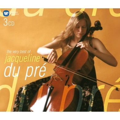 Jacqueline Du Pre VERY BEST OF : ELGAR, DVORAK, BOCCHERINI, HAYDN CD