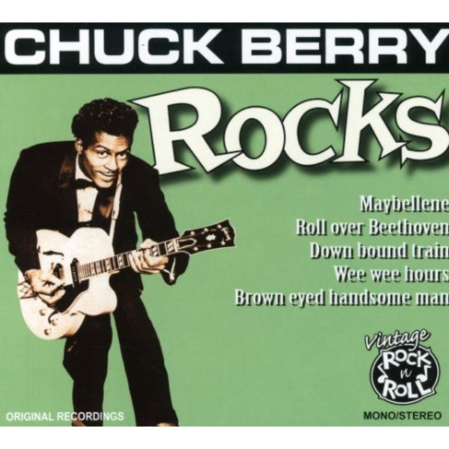 Chuck Berry ROCKS - MAYBELLENE CD