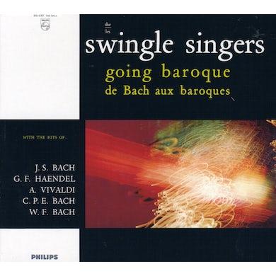 Swingle Singers GOING BAROQUE CD