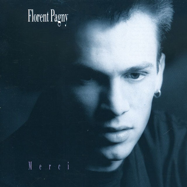 Florent Pagny MERCI CD