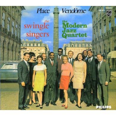 Swingle Singers PLACE VENDOME CD