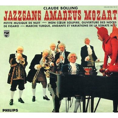 Claude Bolling  JAZZGANG AMADEUS MOZART CD