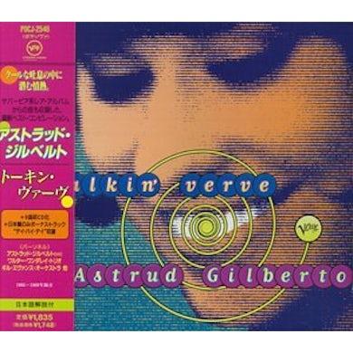 Astrud Gilberto TALKIN' VERVE CD