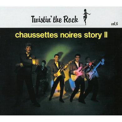 Les chaussettes noires TWISTIN THE ROCK / STORY 2 CD