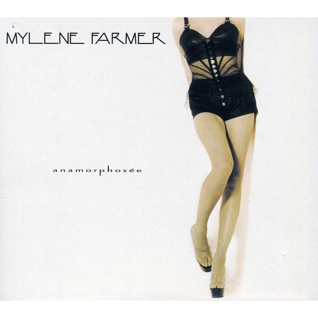 Mylène Farmer ANAMORPHOSEE CD
