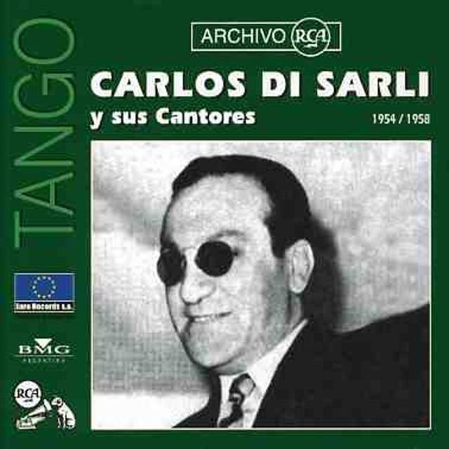 Carlos Di Sarli ARCHIVO RCA 1954-1958 CD