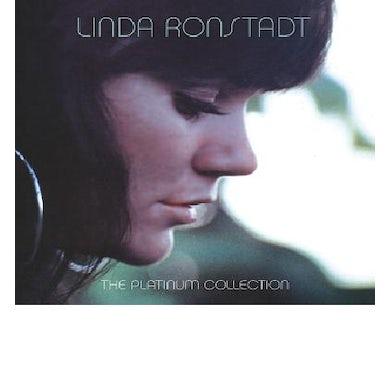Linda Ronstadt PLATINUM COLLECTION CD
