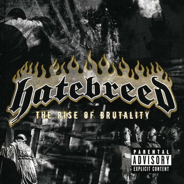 Hatebreed RISE OF BRUTALITY (UK EDT) CD