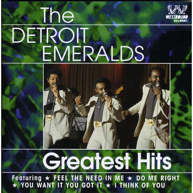 Detroit Emeralds G.H. CD