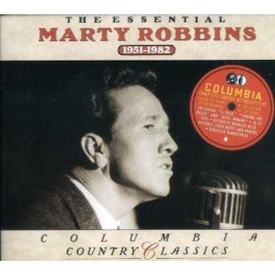 ESSENTIAL MARTY ROBBINS 1951-1982 CD