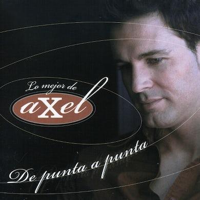 Axel DE PUNTA A PUNTA - LO MEJOR DE CD