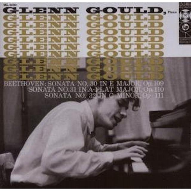 Glenn Gould BEETHOVEN PIANO SONATAS NOS. 30-32 CD