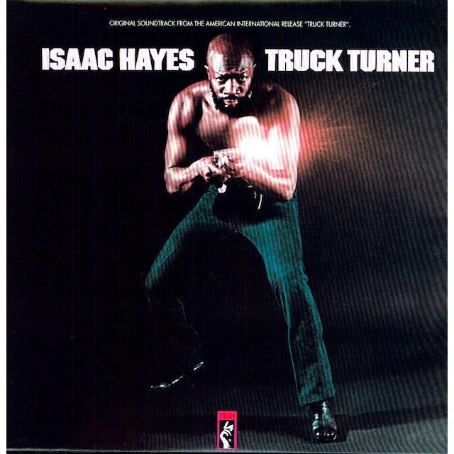 Isaac Hayes TRUCK TURNER Vinyl Record