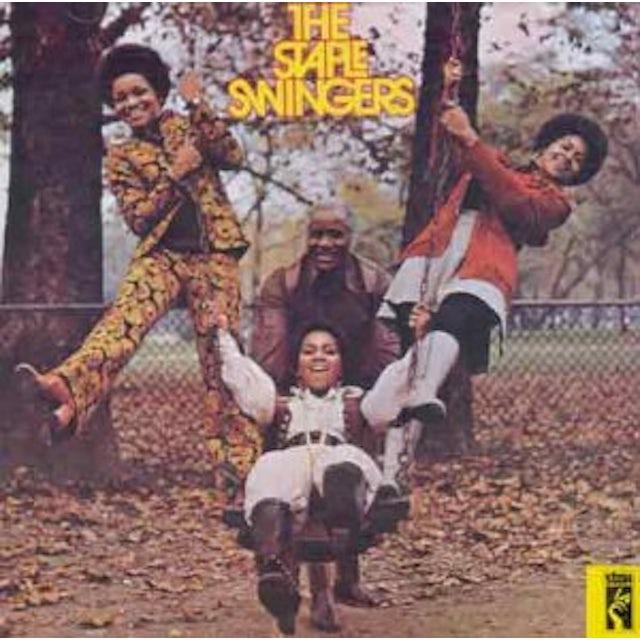 The Staple Singers STAPLE SWINGERS CD