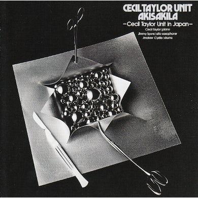 Cecil Taylor AKISAKILA PART 2 CD