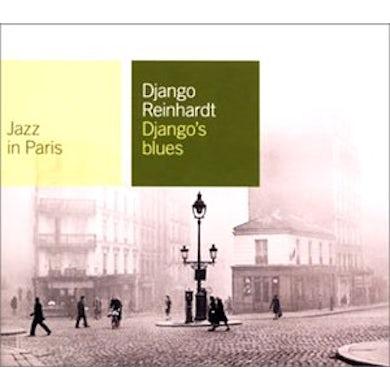 Django Reinhardt DJANGO'S BLUES CD