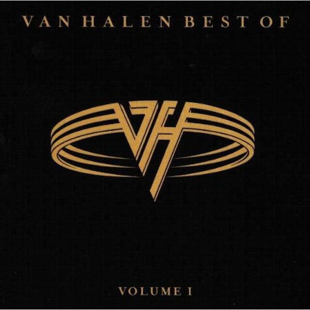 Van Halen BEST OF VOLUME I CD