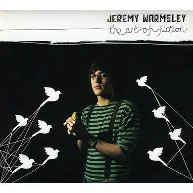 Jeremy Warmsley ART OF FICTION CD