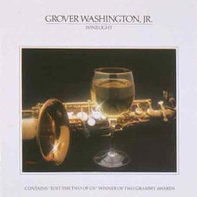Grover Washington Jr WINELIGHT CD