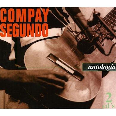 Compay Segundo ANTOLOGIA CD