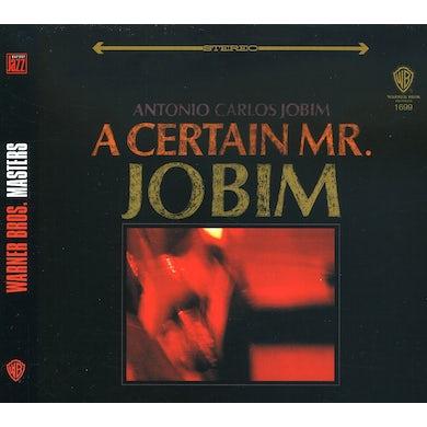 Antonio Carlos Jobim CERTAIN MR JOBIM CD