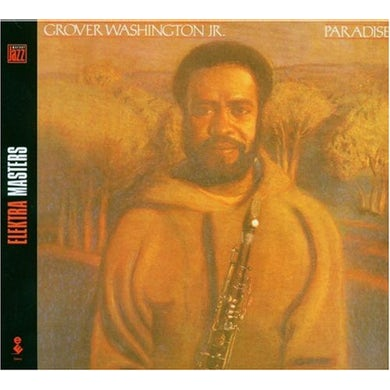 Grover Washington Jr PARADISE CD