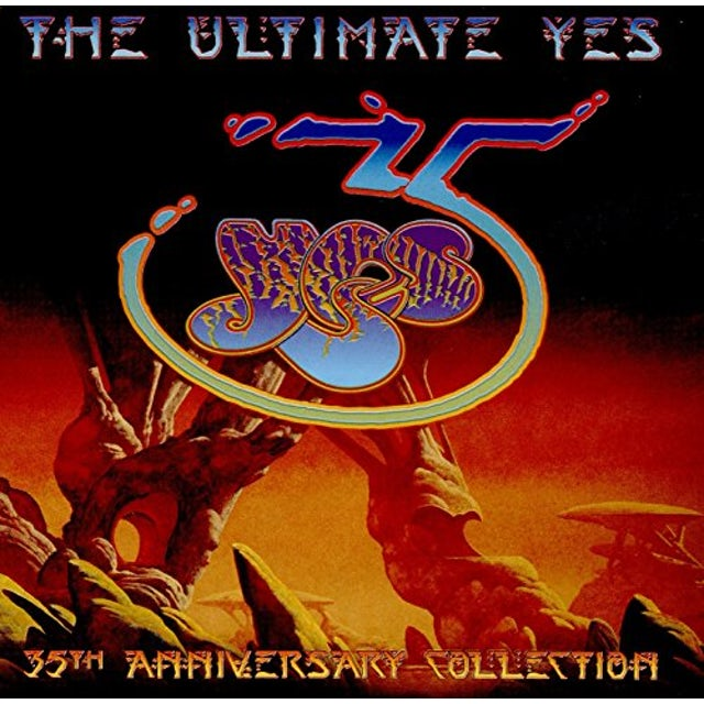 ULTIMATE YES COLLECTION - 35TH ANNIVERSARY CD