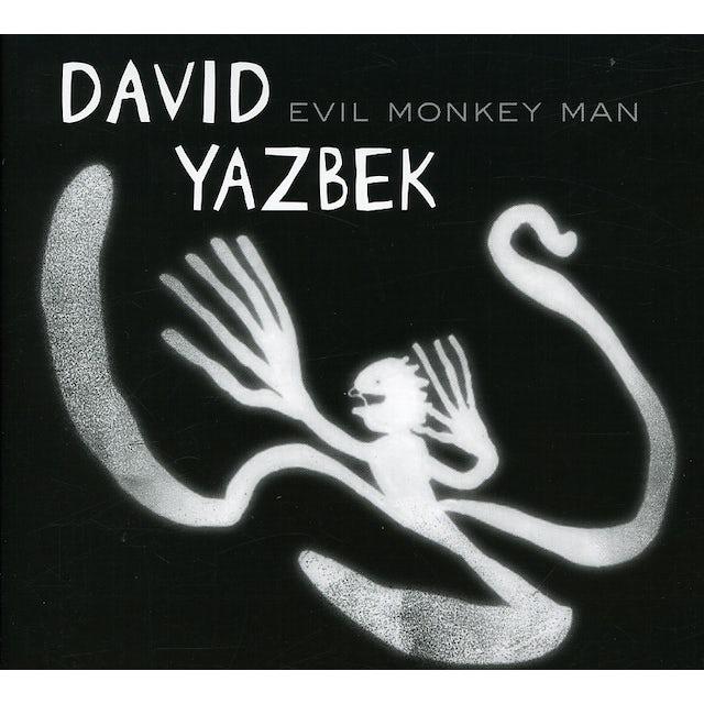 David Yazbek EVIL MONKEY MAN CD
