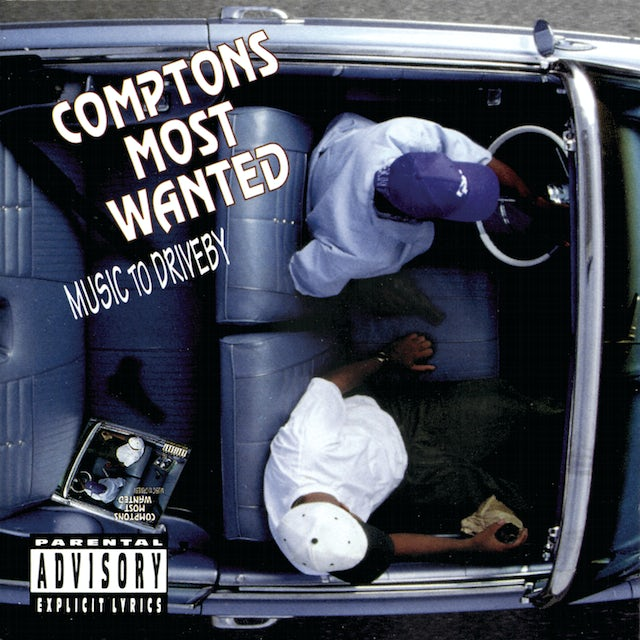 Compton's Most Wanted MUSIC DRIVEBY CD