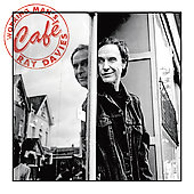 Ray Davies WORKING MAN'S CAFE CD