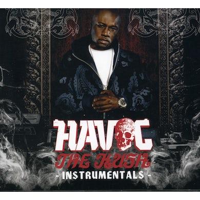 Havoc KUSH: INSTRUMENTALS CD