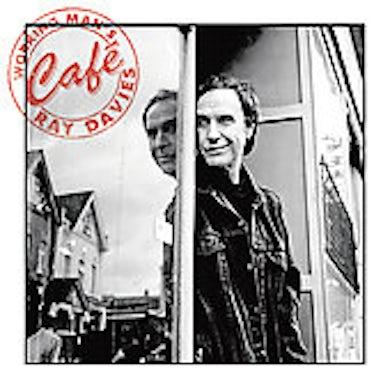 Ray Davies WORKING MAN'S CAFE Vinyl Record
