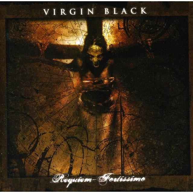 Virgin Black REQUIEM: FORTISSIMO CD