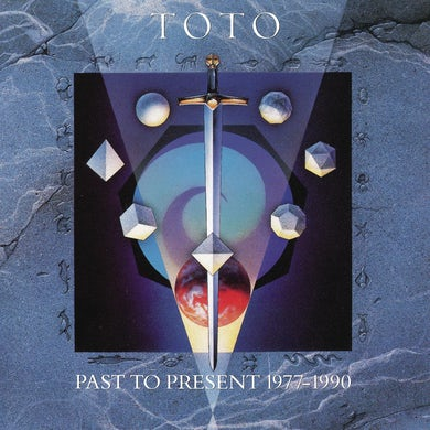 Toto PAST TO PRESENT CD