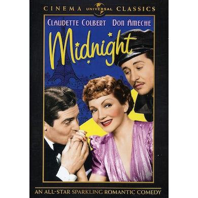 MIDNIGHT (1939) DVD