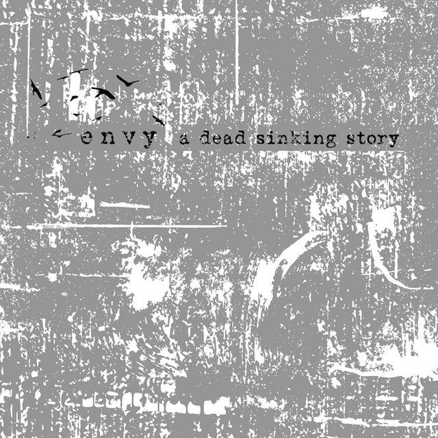 Envy DEAD SINKING STORY Vinyl Record