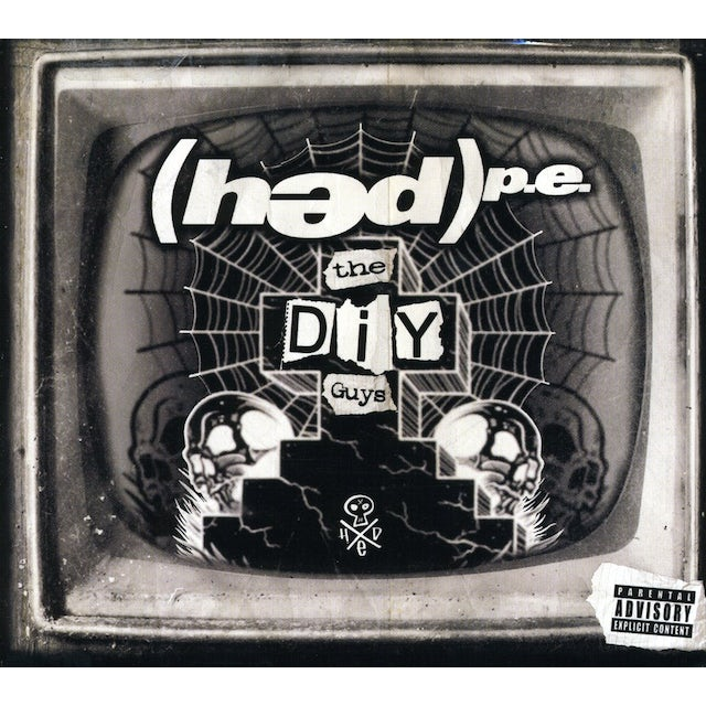 Hed PE DIY GUYS CD
