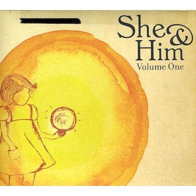 She & Him VOLUME ONE CD