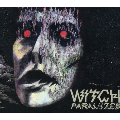 Witch PARALYZED CD