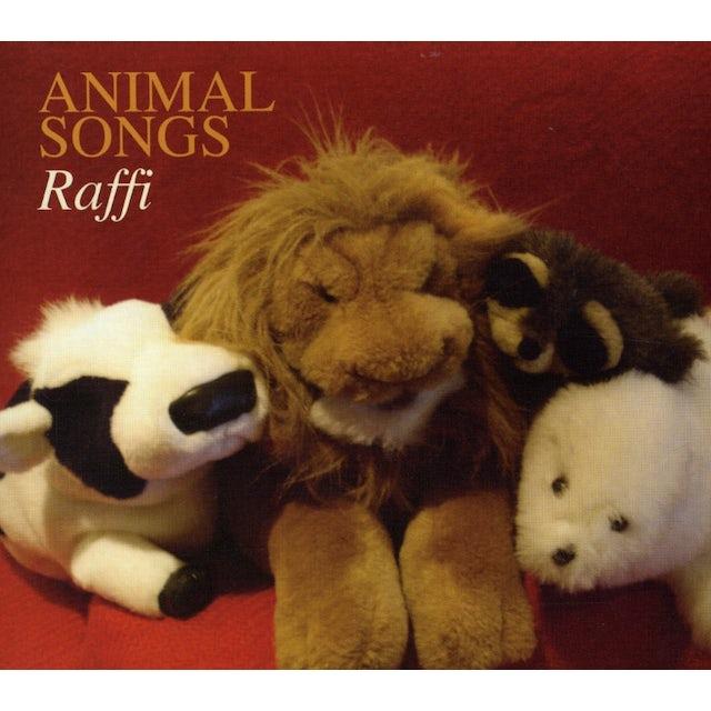 Raffi ANIMAL SONGS CD