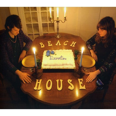 Beach House DEVOTION CD