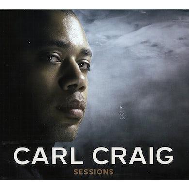 Carl Craig SESSIONS CD