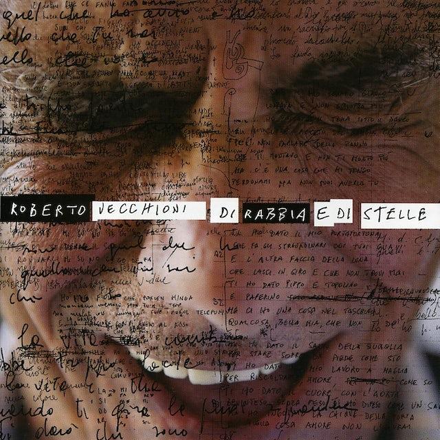 Roberto Vecchioni DI RABBIA E DI STELLE CD