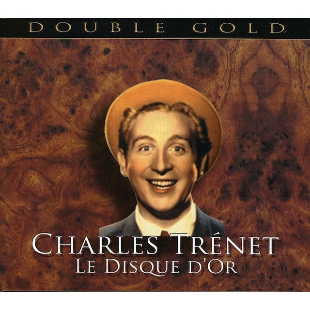 Charles Trenet LES DISQUE D'OR CD