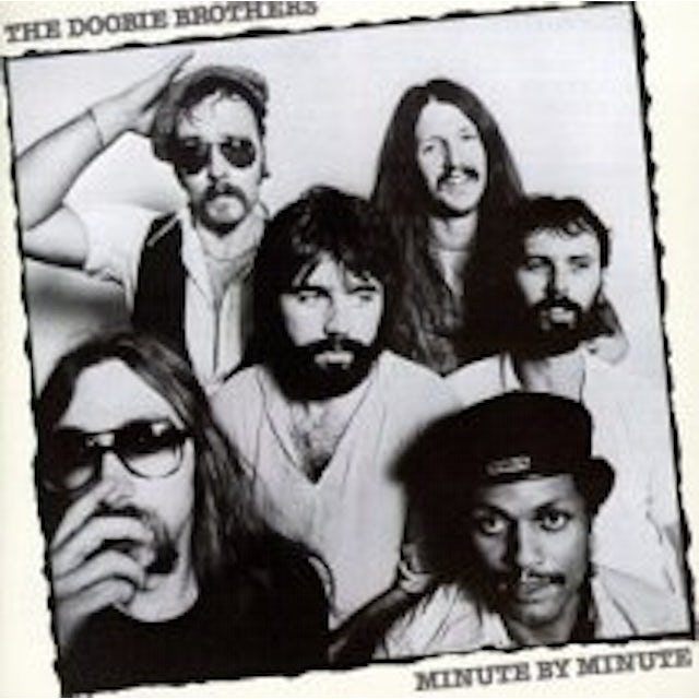 Doobie Brothers MINUTE BY MINUTE Vinyl Record