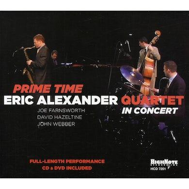 Eric Alexander PRIME TIME CD